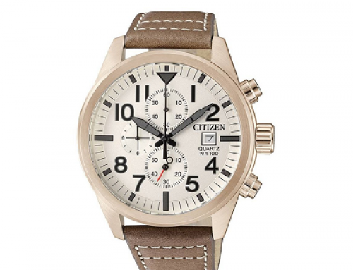 Ceas pentru bărbați Citizen AN3623-02A, 10 ATM, Quartz, Analog