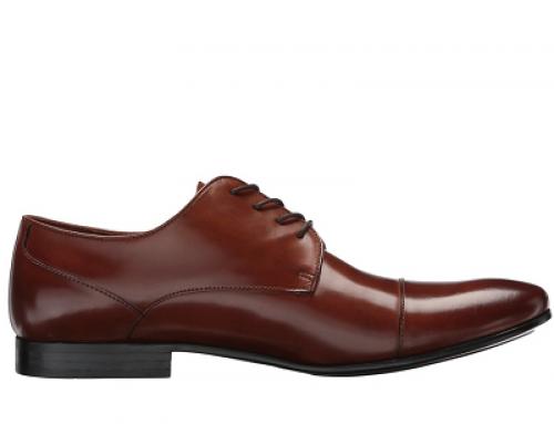 Pantofi bărbați Kenneth Cole N.Y Jaron eleganți din piele naturală, coniac