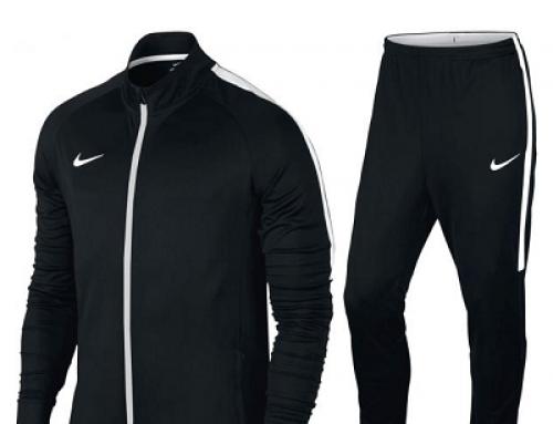 Trening bărbați Nike Dry Academy 844327-010 negru cu logo la piept
