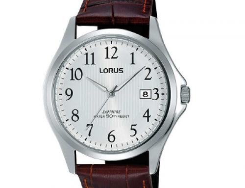 Ceas pentru bărbați Lorus Classic RS901CX9, 5 ATM, Quartz