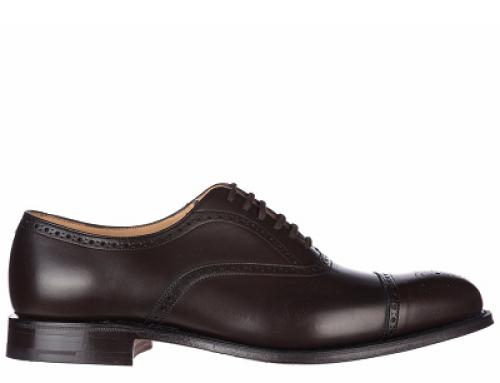 Pantofi eleganți pentru bărbați Church's HU5RW din piele naturală, maro
