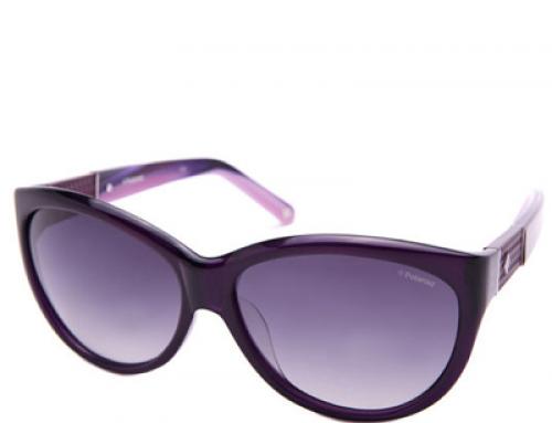Ochelari de soare damă Polaroid A8415 BL1  polarizați cu lentile mov