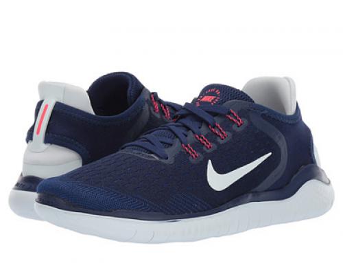 Pantofi sport de damă Nike Free RWEUY albaștri din material textil, Dynamic Fit