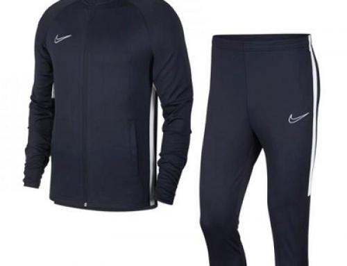 Trening pentru bărbați Nike Dri-FIT Academy AO0053 albastru slim fit