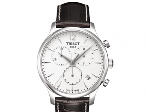 Ceas pentru bărbați Tissot T-CLASSIC Tradition T063.617.16.037.00, 3 ATM, Quartz