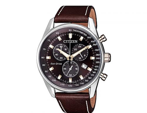 Ceas pentru bărbați Citizen Eco-Drive AT239619X, 10 ATM, Quartz, Analog