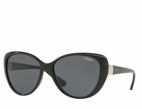 Ochelari de soare damă Vogue VO5193SB W44/87 57 polarizați, lentile gri