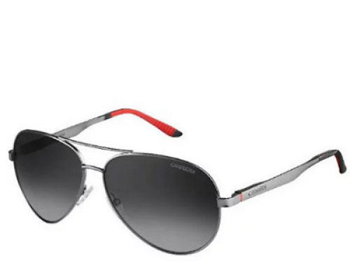 Ochelari de soare bărbați polarizați Carrera 8010/S R80/WJ stil Aviator
