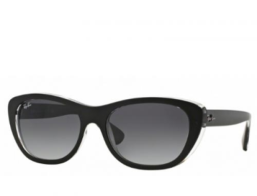Ochelari de soare damă Ray-Ban RB4227 polarizați, Square