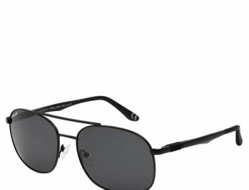 Ochelari de soare bărbați Polar P75576, lentile gri, polarizați, filtru UV 100%
