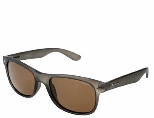 Ochelari de soare bărbați Polaroid PLD 1015/S PVD, polarizați, lentile maro