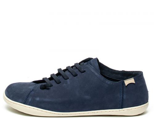 Pantofi bărbați Camper BW82-VFN casual slip-on din piele nabuc cu talpă plată