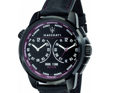 Ceas Maserati Successo R8851121002 pentru bărbați, 5 ATM, Quartz, Analog