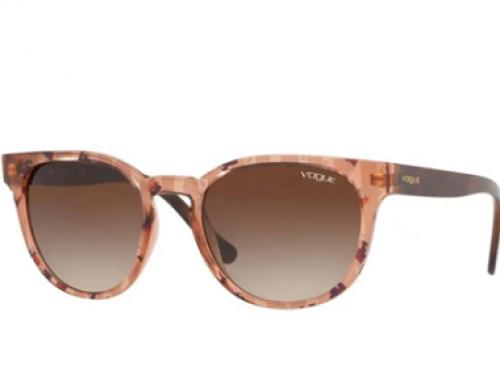 Ochelari de soare polarizați Vogue VO5271S 272813, de damă, lentile maro,
