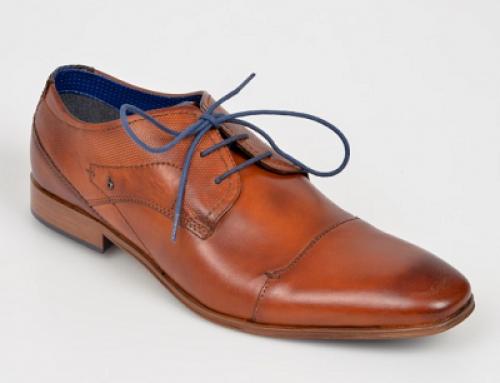 Pantofi bărbați eleganți Bugatti KD53LW din piele naturală, maro
