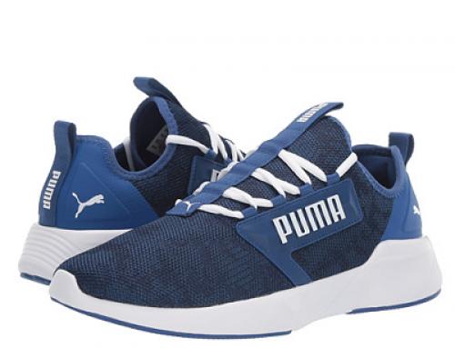 Pantofi sport bărbați PUMA  Retaliate J-K258WLE Camo, albaștri