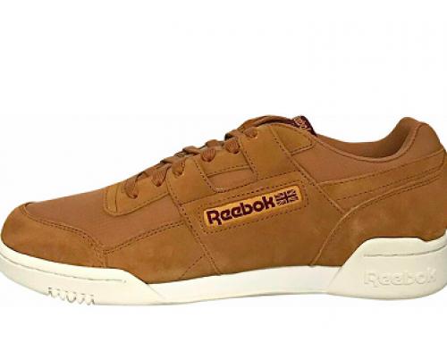 Pantofi sport Reebok J-Q52GW Workout Plus bărbați din piele întoarsă