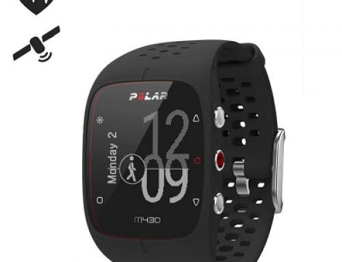 Ceas sport pentru alergare GPS Polar M430 kY85SQ cu senzor cardio