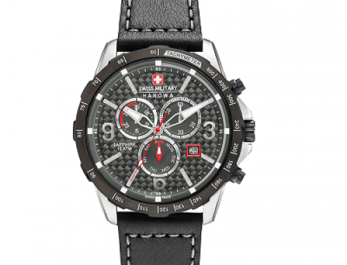 Ceas bărbați Swiss Military Hanowa Ace 06-4251.33.001, Quartz, 10ATM, Analog