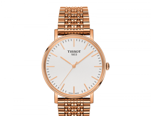 Ceas de damă Tissot Everytime Medium T109.410.33.031.00, 3ATM