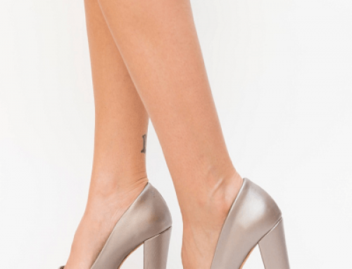 Pantofi de damă Gail HT85LKY Zigo office cu toc înalt și vârf ascuțit