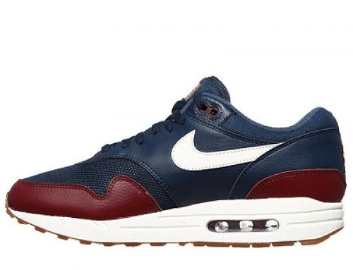 Pantofi sport Nike Air Max JM25DQ Burl bărbați cu piele naturală, 1 AH8145