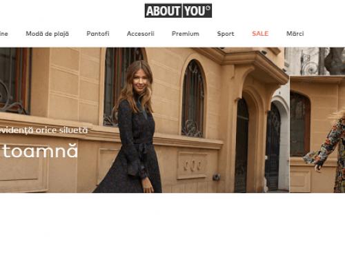 News Fashion: Magazinul online de fashion AboutYou s-a lansat și în România
