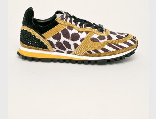 Pantofi sport damă Liu Jo K6MY Carmel galbeni cu aplicații decorative