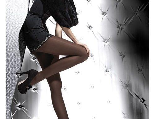 Ciorapi de damă Myrtis H4NY Fiore semi-transparenți clasici eleganți