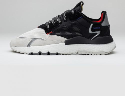 Pantofi sport din pele întoarsă Adidas Jogger HNY4Q Silas bărbați, Nite