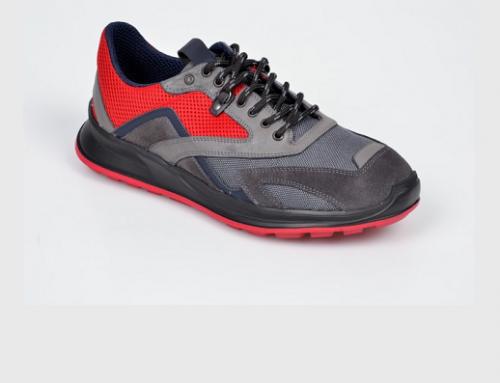 Pantofi sport bărbați Gryxxx KYD5Q Jacoby din piele naturală gri
