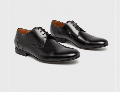 Pantofi eleganți Gino Rossi VFQ5Y Martin bărbați din piele naturală negri