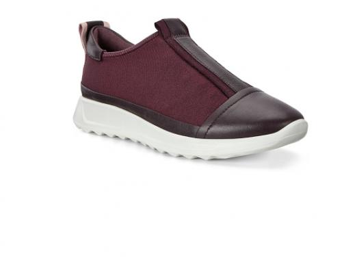 Pantofi casual Ecco HNSQ4Y Maren de damă din piele naturală cu talpă plată
