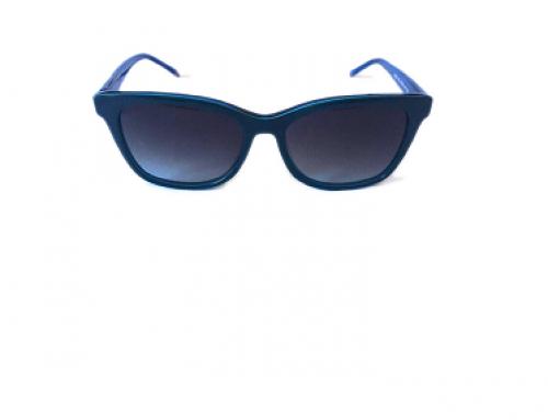 Ochelari de soare Wayfarer Ana Hickmann HNDQ de damă, lentile bleumarin în degrade