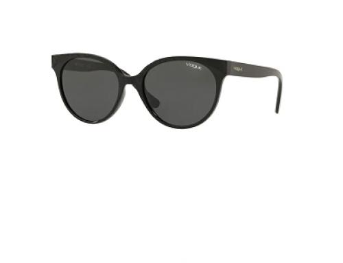 Ochelari de soare damă Vogue VO5246S Zella ochi de pisică cu lentile gri polarizați