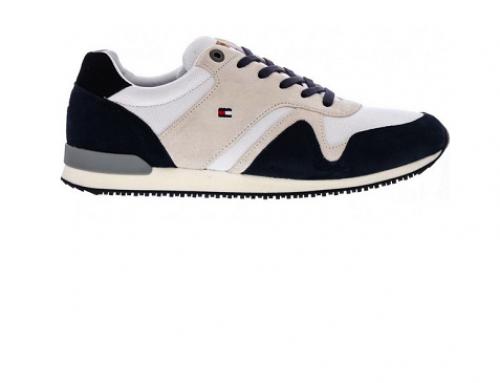 Pantofi sport cu talpă joasă Tommy Hilfiger BHD5U bărbați, MaxWell, cu talpă vulcanizată