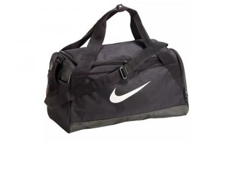 Nike LU2RWQ Arvid, geantă sport de fitness bărbați de umăr și mână cu barete reglabile și buzunare