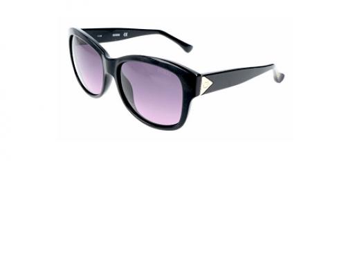 Ochelari de soare de damă WBQ2H Guess by Marciano polarizați cu lentile mov, GF0259 5601Z
