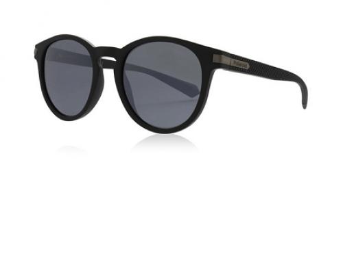 Ochelari de soare Polaroid SQ5KU Tracy damă cu ramă ovală, lentile gri, polarizați