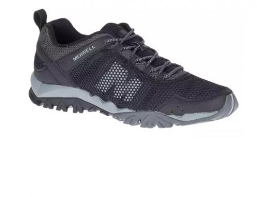Merrel UB2NQ Arrius, pantofi sport de drumeție bărbați cu plasă pentru aerisire și talpă M Select GRIP