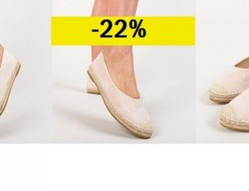 Promoția zilei: Espadrile Lanisa la reduceri cu -22%, de damă, casual de vară, cu talpă plată și joasă, roz