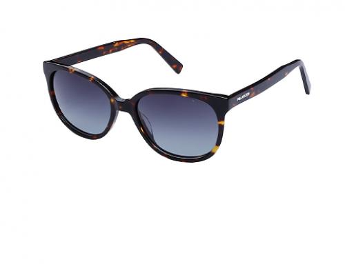 Polarizen WD5013 Callen, ochelari de soare de damă polarizați cu lentile albastre și ramă fluture