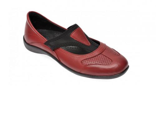 Pantofi fără toc UGF4REQ Flavia Passini de damă din piele naturală casual cu talpă joasă