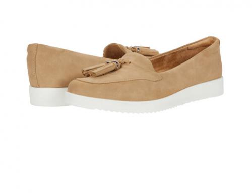 ELW5NT Naturalizer Gwen, pantofi damă fără toc, cu talpă plată și platformă, Slip-On