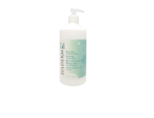 Cremă de corp Spaderm W-GLmDQ anti-celulită cu Vitamina E, alge Laminaria și minerale marine