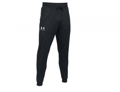 Pantaloni de trening Under Armour W-HT4VQ bărbați cu buzunare laterale și tiv elastic
