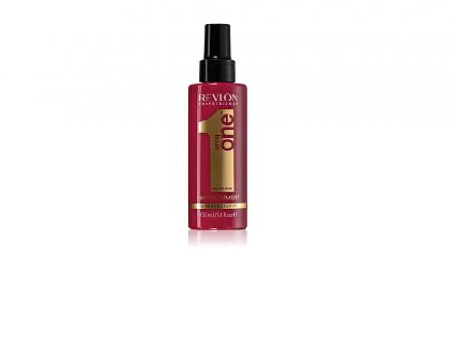 Revlon Professional Q-LU5DW tratament pentru regenerarea părului deteriorat și fragil, Uniq One All In One Classsic