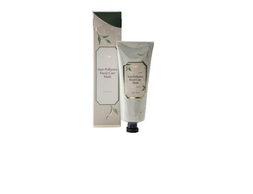 W/EsQ4U Sabon, mască de față nutritivă și hidratantă cu alge marine, Vitamina C și Omega 3, 6 și 9 pentru tenul gras