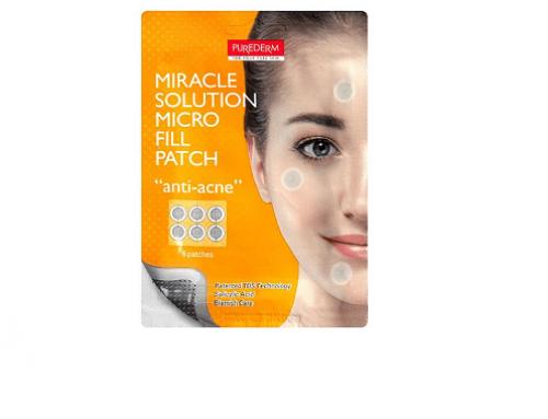Plasture Camco WD-MBG5SQ pentru tenuri acneice, cu Acid Salicilic, 6 bucăți