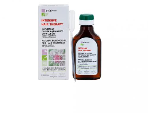 Hair Therapy Intensive WLD-S5UM, ulei de păr împotriva căderii părului, pentru stimularea creșterii și întărire
